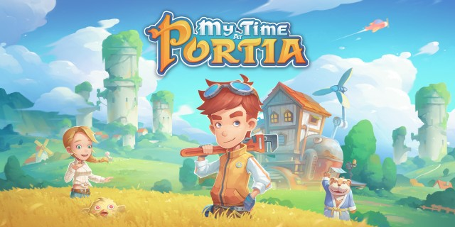 Image de My Time at Portia