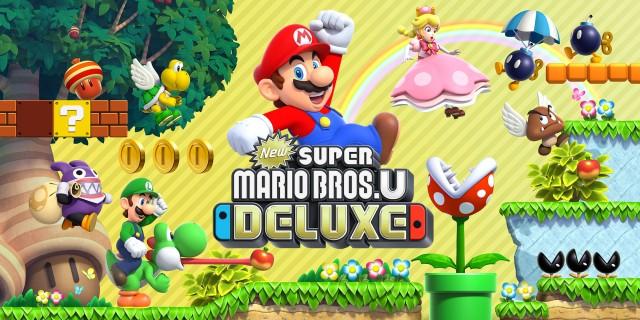 Image de New Super Mario Bros. U Deluxe