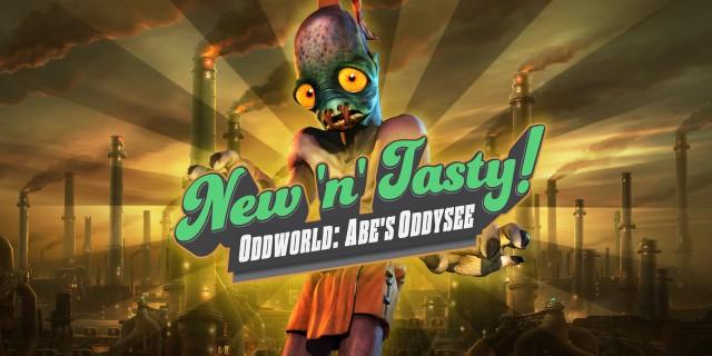 Image de Oddworld: New 'n' Tasty