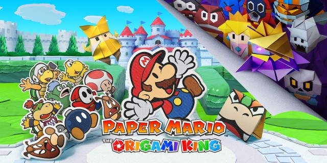 Image de Paper Mario: The Origami King