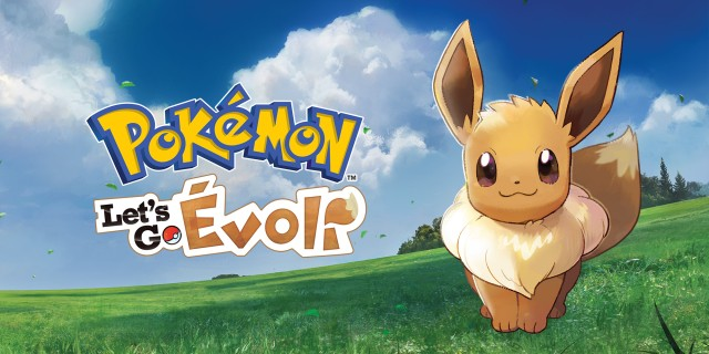 Image de Pokémon : Let's Go, Évoli