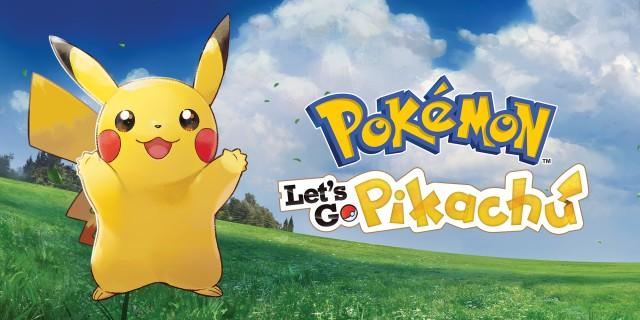Image de Pokémon : Let's Go, Pikachu