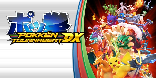 Image de Pokkén Tournament DX