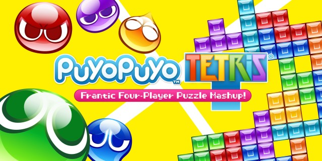 Image de Puyo Puyo™ Tetris®