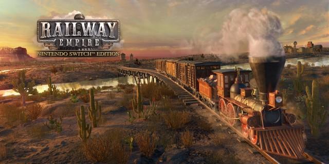 Image de Railway Empire - Nintendo Switch Edition