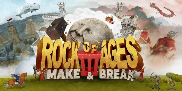 Image de Rock of Ages 3: Make & Break