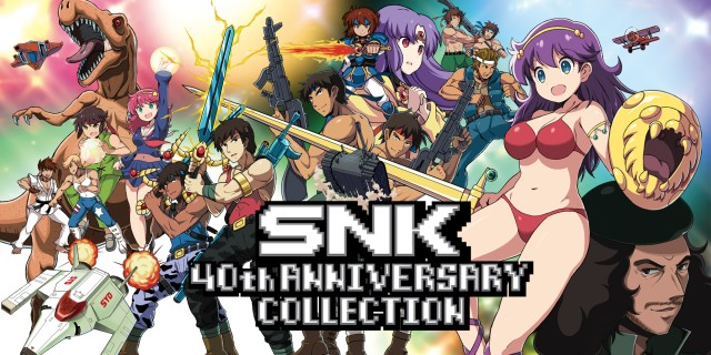 Image de SNK 40th ANNIVERSARY COLLECTION