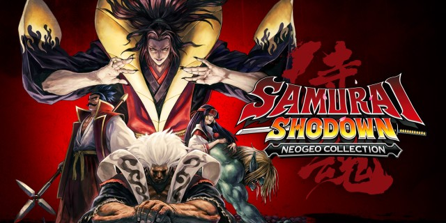 Image de SAMURAI SHODOWN NEOGEO COLLECTION