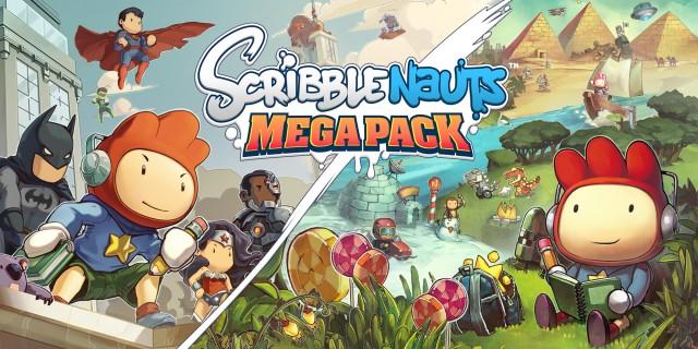 Image de Scribblenauts Mega Pack