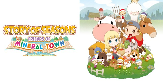 Image de STORY OF SEASONS: Friends of Mineral Town