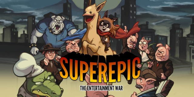 Image de SuperEpic: The Entertainment War