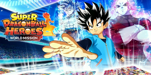 Image de SUPER DRAGON BALL HEROES WORLD MISSION
