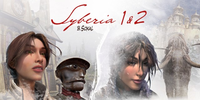 Image de Syberia 1 & 2