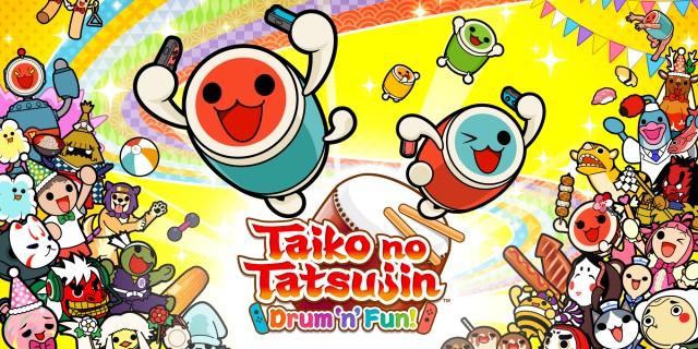 Image de Taiko no Tatsujin: Drum'n'Fun!