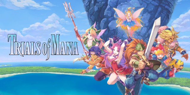 Image de TRIALS of MANA