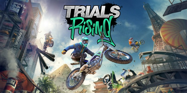 Image de Trials® Rising
