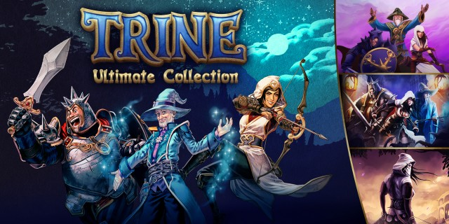 Image de Trine: Ultimate Collection
