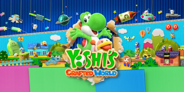 Image de Yoshi's Crafted World