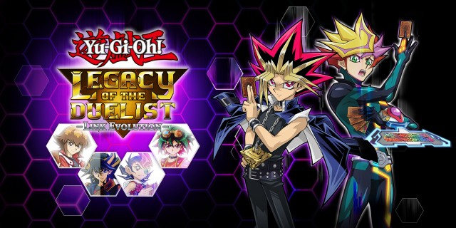 Image de Yu-Gi-Oh! Legacy of the Duelist: Link Evolution!
