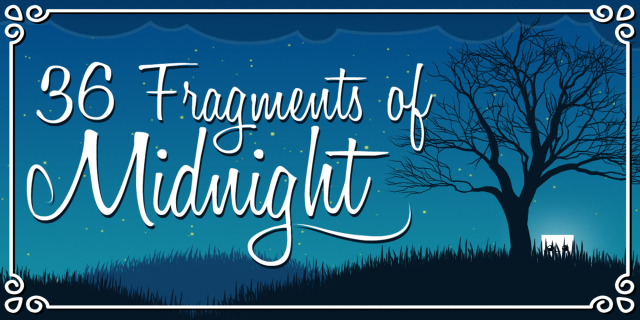 Image de 36 Fragments of Midnight