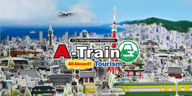 Image de A-Train: All Aboard! Tourism