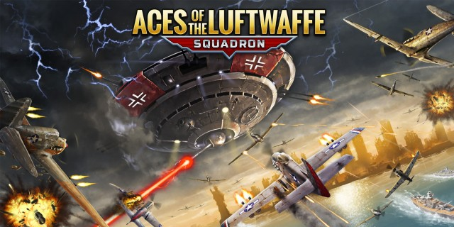 Image de Aces of the Luftwaffe - Squadron