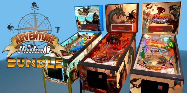 Image de Adventure Pinball Bundle