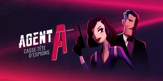 Image de Agent A - Casse-tête d'espions