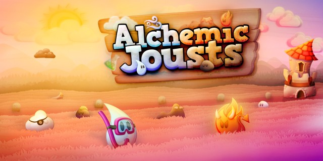 Image de Alchemic Jousts