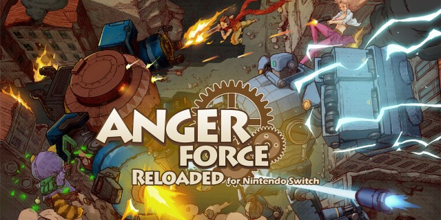 Image de AngerForce: Reloaded for Nintendo Switch