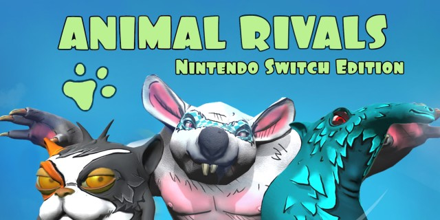 Image de Animal Rivals: Nintendo Switch Edition