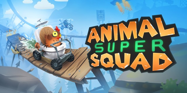 Image de Animal Super Squad