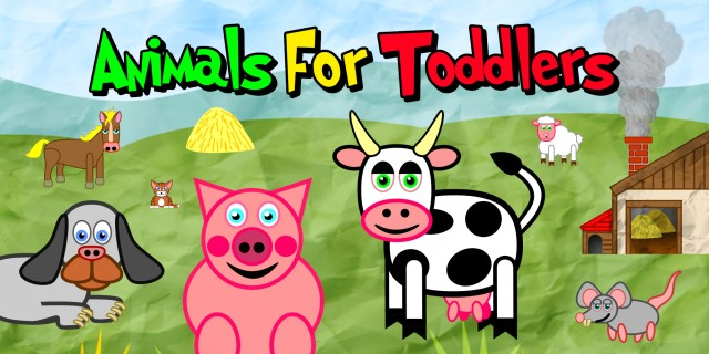 Image de Animals for Toddlers