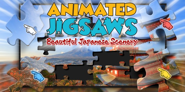Image de Animated Jigsaws: Beautiful Japanese Scenery