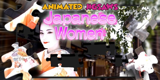 Image de Animated Jigsaws: Japanese Women