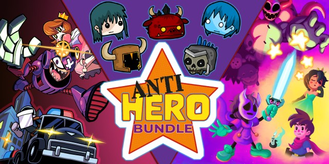 Image de Anti Hero Bundle