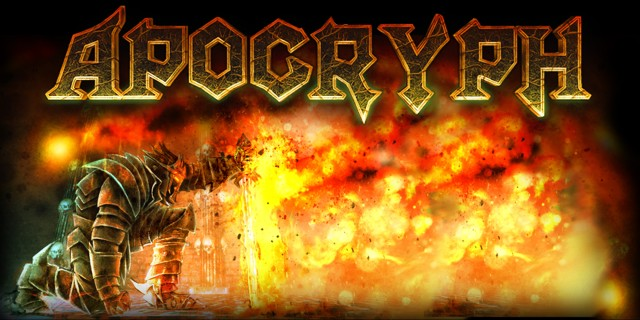 Image de Apocryph: an old-school shooter