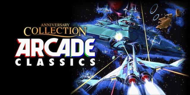 Image de Arcade Classics Anniversary Collection