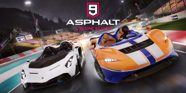 Image de Asphalt 9: Legends