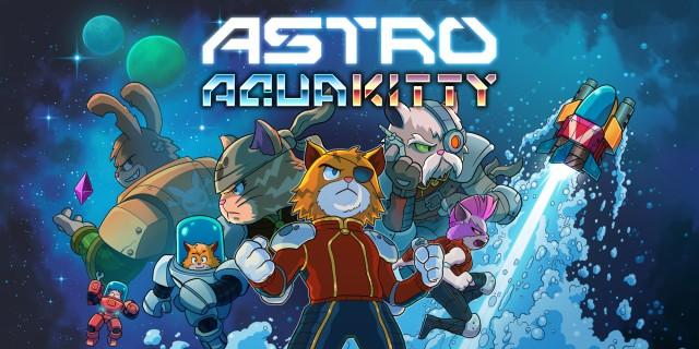 Image de ASTRO AQUA KITTY