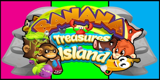 Image de Banana Treasures Island