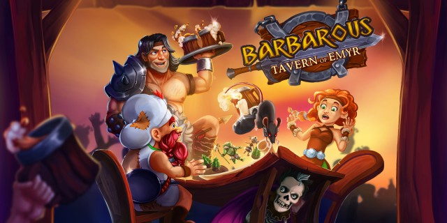 Image de Barbarous: Tavern of Emyr