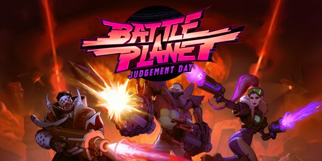 Image de Battle Planet - Judgement Day