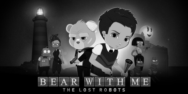 Image de Bear With Me: The Lost Robots