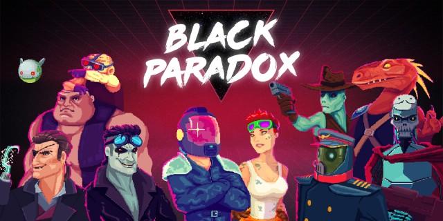 Image de Black Paradox