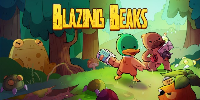 Image de Blazing Beaks