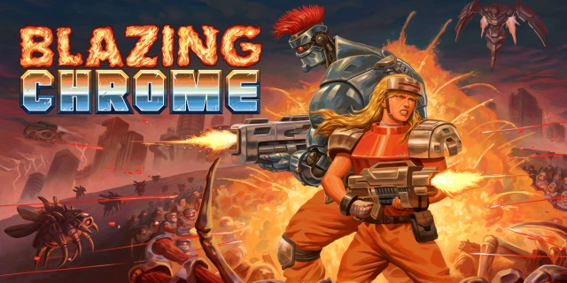 Image de Blazing Chrome