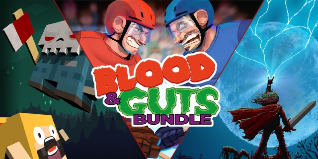 Image de Blood and Guts Bundle