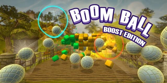 Image de Boom Ball: Boost Edition