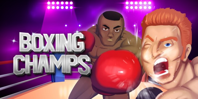 Image de Boxing Champs